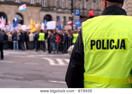 Protecting The Demonstration