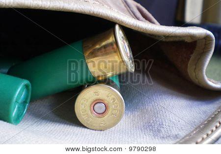 gunpowder cartridges