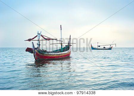 Fisherman Boats, Indonesia