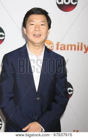 LOS ANGELES - AUG 4:  Ken Jeong at the ABC TCA Summer Press Tour 2015 Party at the Beverly Hilton Hotel on August 4, 2015 in Beverly Hills, CA