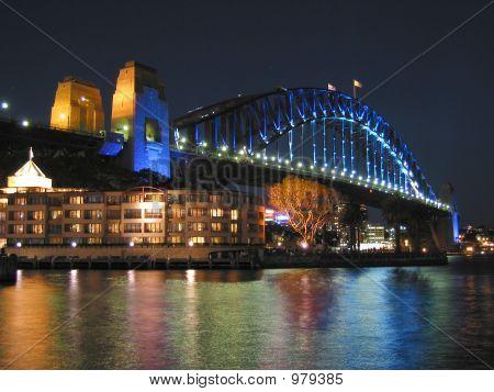 Sydney Harbour Bridge 9800