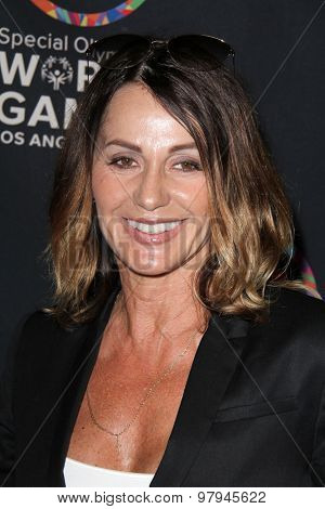 LOS ANGELES - JUL 31: Nadia Comaneci at the Special Inaugural Dance Challenge at the Wallis Annenberg Center For The Performing Arts on July 31, 2015 in Beverly Hills, CA
