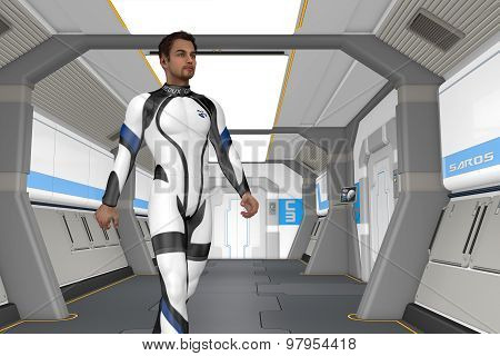 Holodeck Corridor