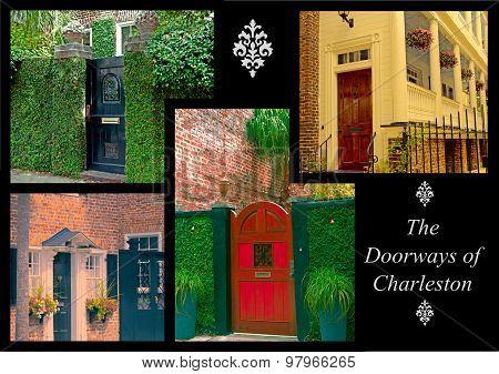 The Doorways of Charleston