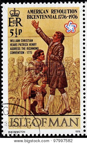 Patrick Henry And William Christian