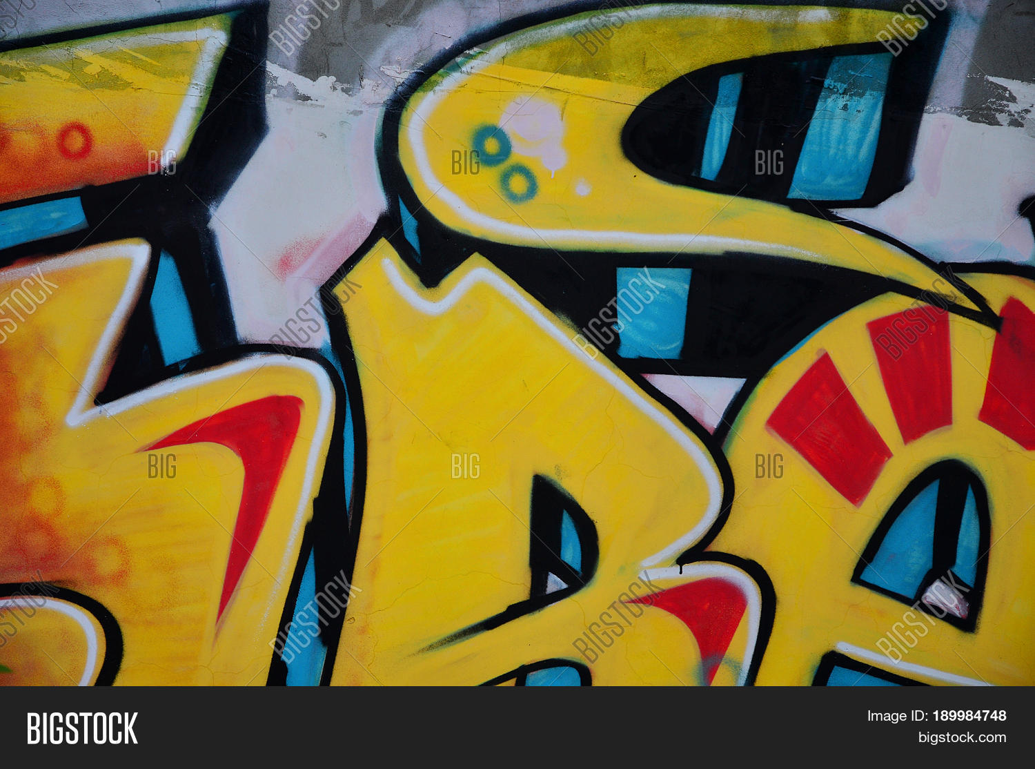 Art Under Ground. Image & Photo (Free Trial) | Bigstock
