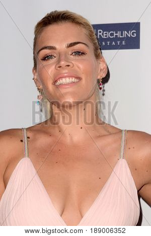 LOS ANGELES - MAY 18:  Busy Philipps at the Uplift Family Services at Hollygrove Gala at the W Hollywood Hotel on May 18, 2017 in Los Angeles, CA