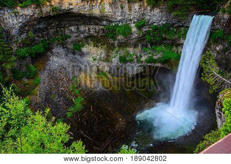 Brandywine Falls, Brandywine Provincial Park British Columbia Canada