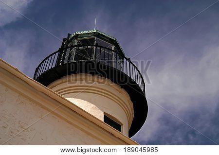 Pt Loma Lighthouse Pt Loma National Park San Diego CA
