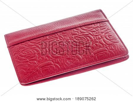 Textured Passport Cover