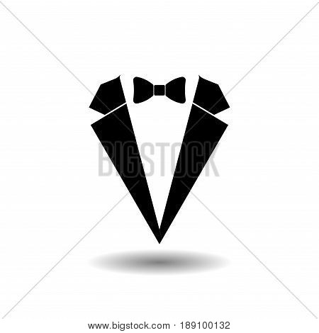 icon man suit style reliability Babochka prestige fully editable vector images