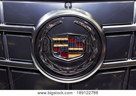 Cadillac Sign