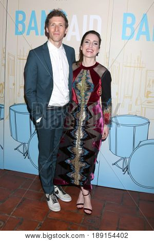 LOS ANGELES - MAY 31:  Daryl Wein, Zoe Lister-Jones at the