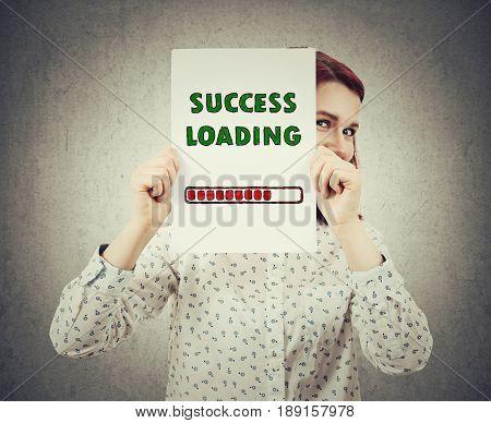 Success Loading Bar
