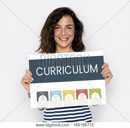 Curriculum Education Advertisement