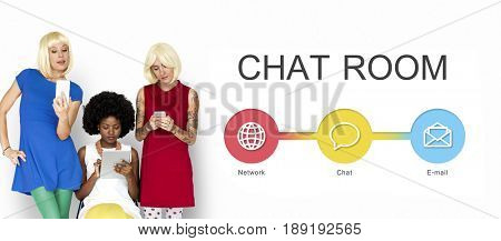 Chat Room Communication Technology