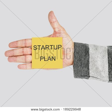 Post Show Business Strategy Plan Startup