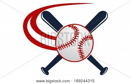 This image describe about Base Ball Template