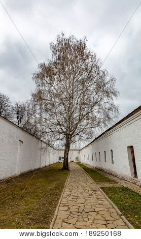 The Building Of Suzdal Prison