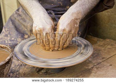 Craftsman Hands
