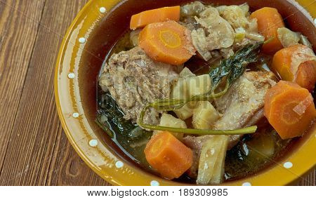 French Rabbit Stew