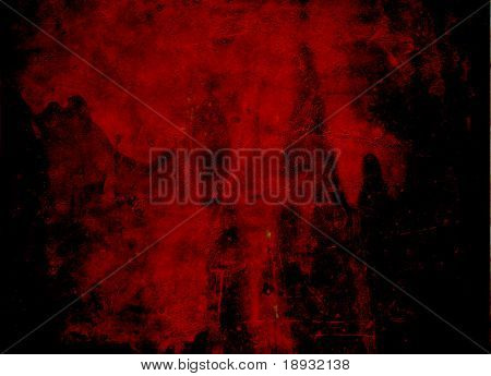 dark bloody surface, grunge background