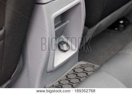 12V power outlet socket in the car