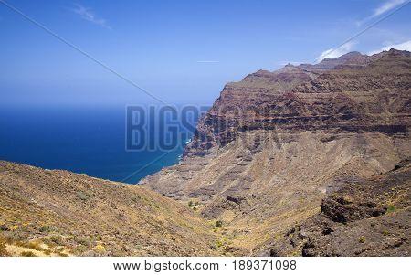 Western Gran Canaria, May