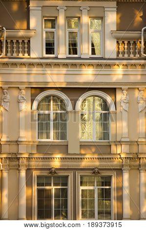 Barocco Style Balcony