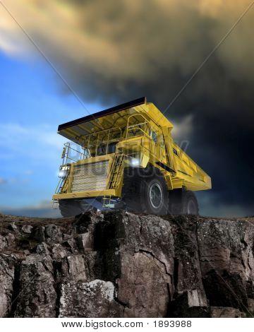 Big Construction Truck