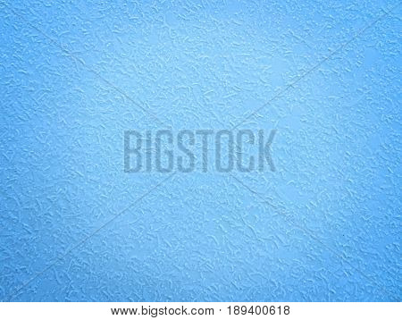 blue ice background.Wall with ice. Blue snow.