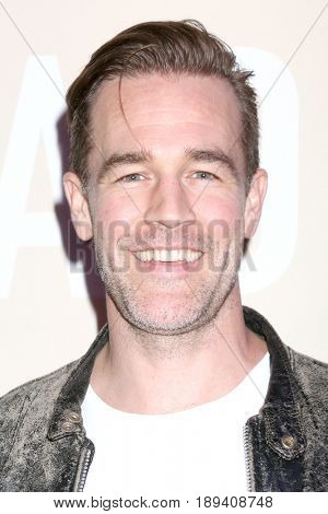 LOS ANGELES - MAY 31:  James Van Der Beek at the