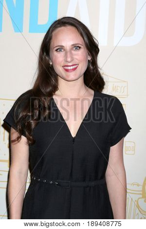 LOS ANGELES - MAY 31:  Natalia Anderson at the