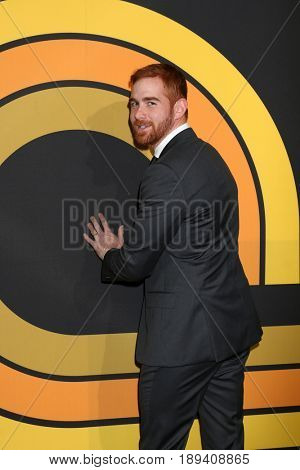 LOS ANGELES - MAY 31:  Andrew Santino at the Showtime's