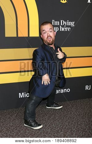 LOS ANGELES - MAY 31:  Brad Williams at the Showtime's