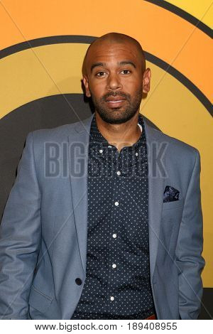 LOS ANGELES - MAY 31:  Brandon Ford Green at the Showtime's