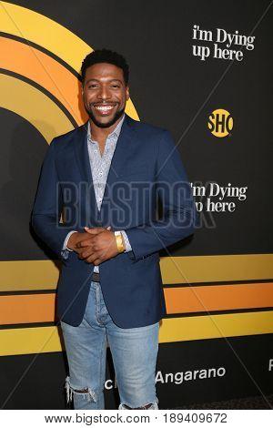 LOS ANGELES - MAY 31:  Jocko Sims at the Showtime's