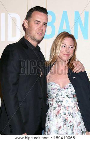 LOS ANGELES - MAY 31:  Colin Hanks, Samantha Bryant at the