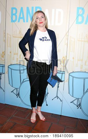 LOS ANGELES - MAY 31:  June Diane Raphael at the