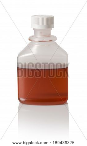 Bottle Of Cough Medicine