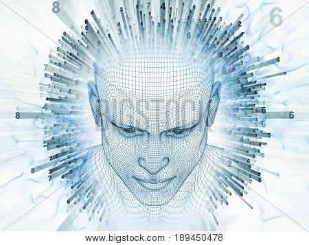 Numeric Vision Of The Mind