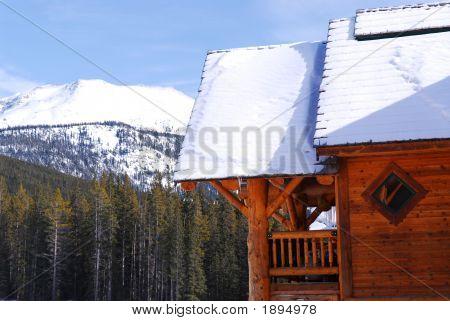 Log Mountain Cabin