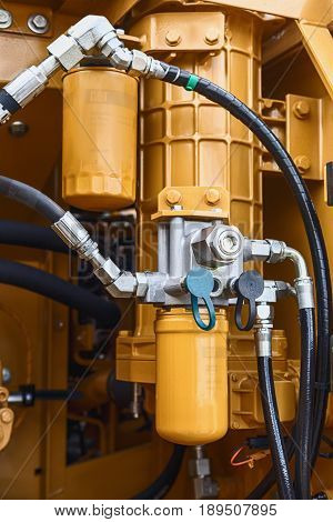 modern filtration systems oils provide long and reliable operation of the equipment