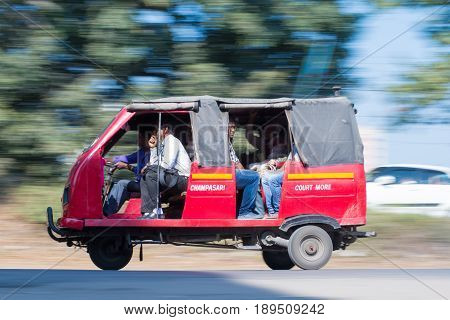 Siliguri Transportation