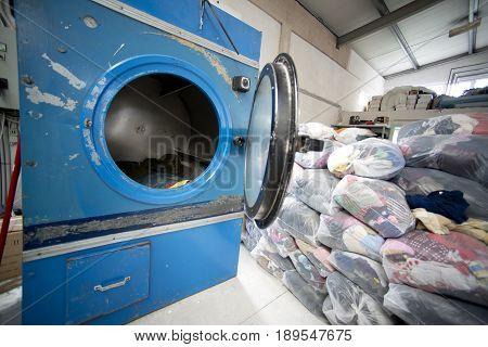 Laundry Was Machine