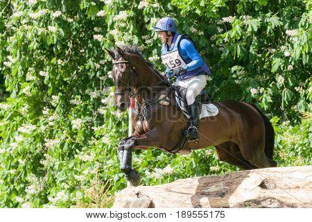 Houghton International Horse Trials Tim Cheffings