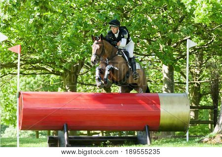 Houghton International Horse Trials Scott Wallace
