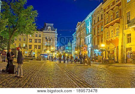 Night In Lvov