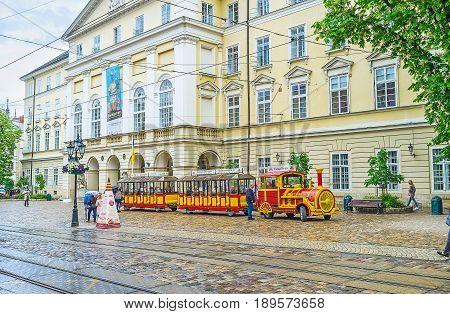 The Tourist Tram