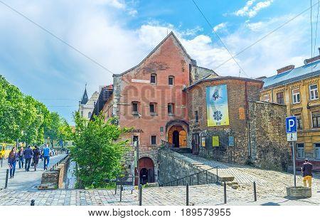 The Medieval Lvov